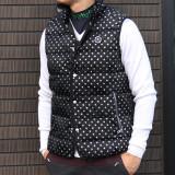 [해외] 30% 세일 마크앤로나 남성 스타 다운 베스트 (블랙) - MARK & LONA Glint Star Down Vest ML-17W-D27