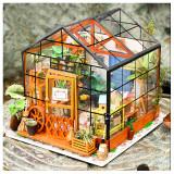 DIY 미니어처 하우스 패키지 10종
