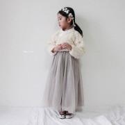 (봄신상)히얼아이엠 설날 시월애한복[크림베이지] S~XL