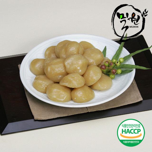 호박 감자떡 (1.5kg)