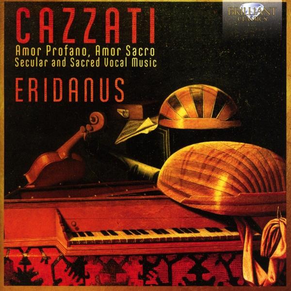 (수입) 카차티 - 세속 음악과 종교 음악집 [2Cd] / Cazzati - Amor Profano, Amor Sacro, Secular And Sacred Voca : Synnara - 네이버쇼핑