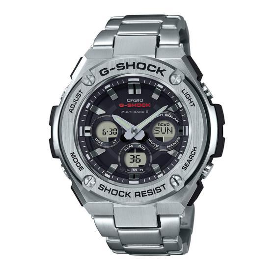 카시오 GST-W310D-1AJF G-SHOCK G-STEEL 전파 솔라 남자 시계 : minette - 네이버쇼핑