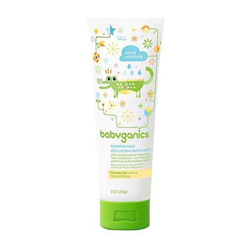 Babyganics Eczema Care Skin Protectant Cream - 2pc 추가비용없음/미국직배송 : shoppingUSA - 네이버쇼핑