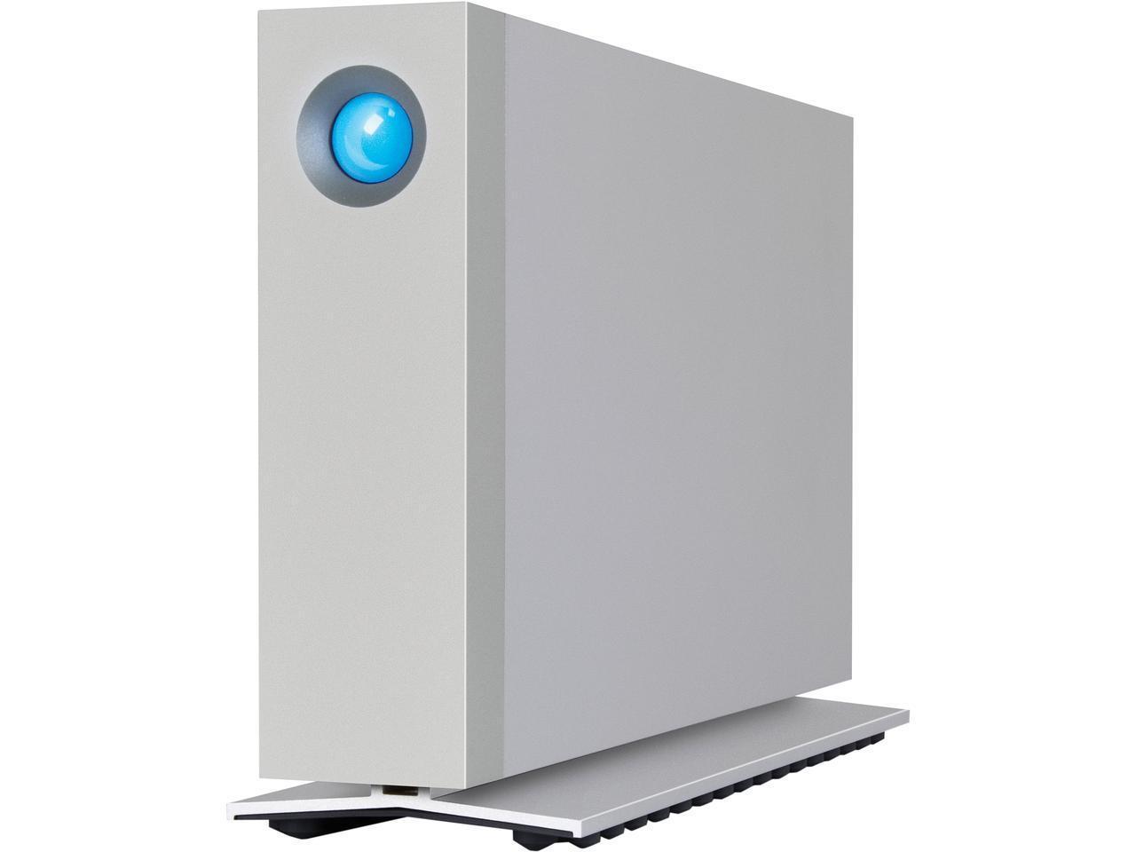 LaCie d2 Thunderbolt 3, 10TB USB 3.1 External Hard Drive STFY10000400 / 단골등록 할인혜택 : 토로스몰