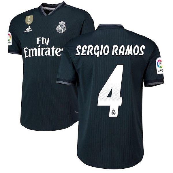 camiseta real madrid 2018-19