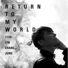 임창정 11집 - Return To My World : RARECD