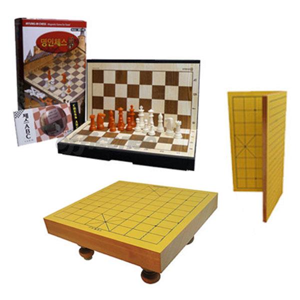 바둑/체스/윷놀이