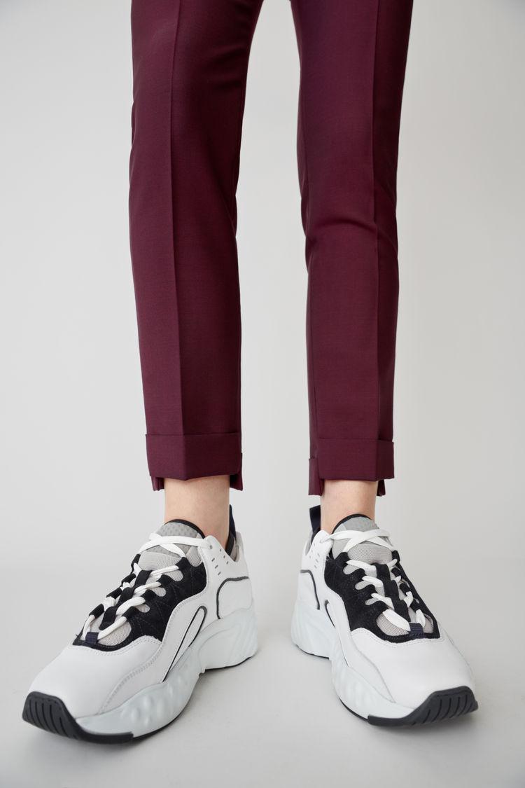 [영국 직배송/관부가세포함]아크네 스튜디오 테크니컬 스니커즈 여성용 acne sneakers : 스위트 런던 - 네이버쇼핑