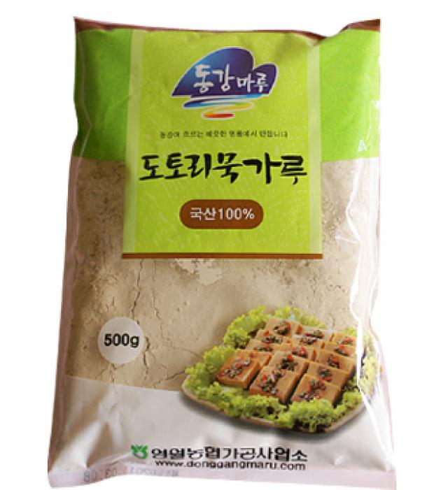 [국산100%]도토리묵가루 [500g]