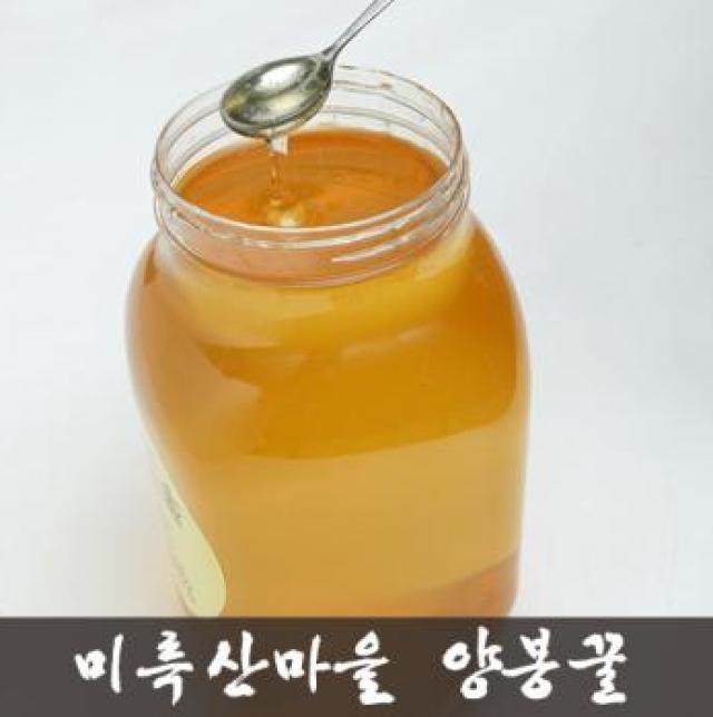 미륵산양봉꿀 [2400g]
