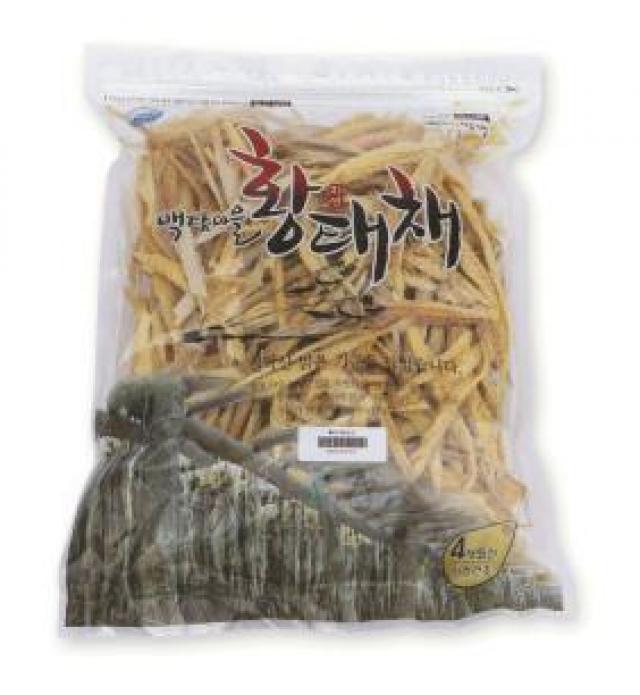 용대리 백담마을 황태채 [400g]