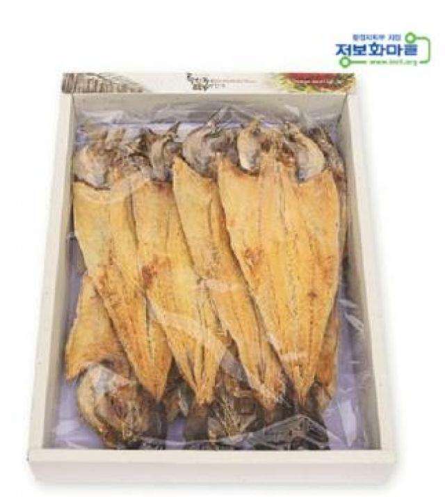 백담마을 황태선물세트 [황태포10미/특대/42-44cm]