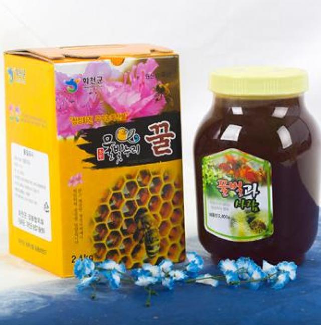 풍산 잡화꿀 [2.4kg]