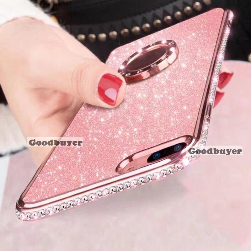 """S10 Case Glitter Diamond (eiffel tower) ì̀ 기 Finger ë§  í'¥ Case 대 í•œ Samsung Galaxy S10 Plus S10e S7 S8 S9 : 굿ë°""""ì ´ì–´1 - ë""""¤ì ´ë²""""쇼í•'"""