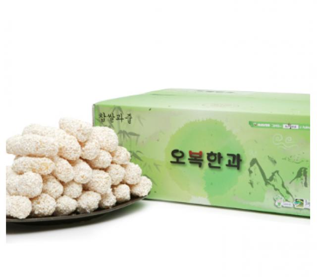 오복-찹쌀강정 [2kg]