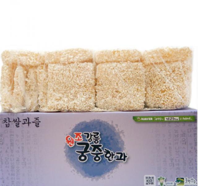 궁중 찹쌀과줄 [40X30X16, 2kg]