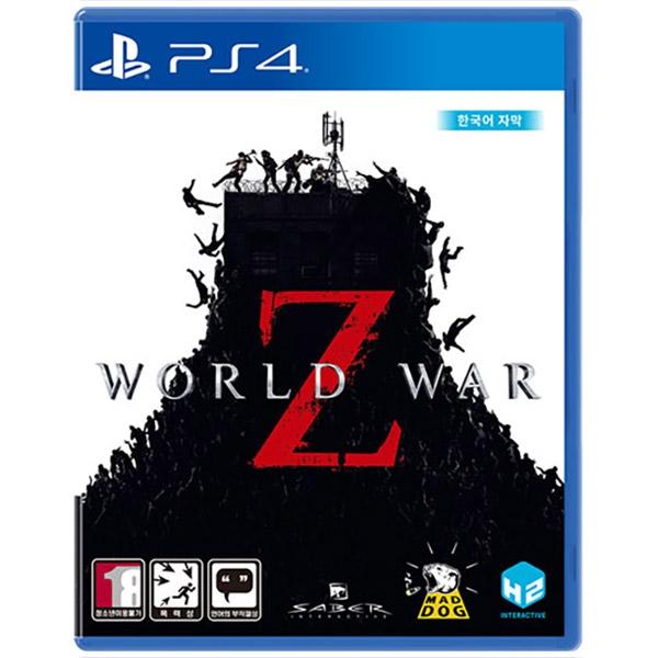 PS4 월드 워 Z / 월드워Z 한글판 중고상품 : 게임스위치