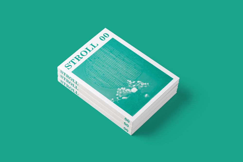 [독립출판] STROLL 00 (스트롤 00) / 김경현 / 독립서점 책추천 : 페브레로