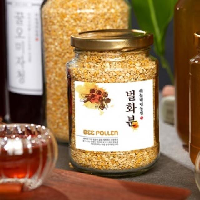 [하늘내린농원] 국산 100% 벌화분(비폴렌) 300g