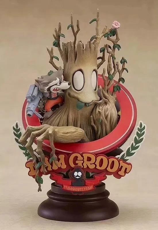 가디언즈 오브 더 갤럭시 그루트 피규어 Superlog : 엔젤은베이비 - 네이버쇼핑