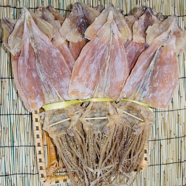 묵호등대건조오징어 10마리 [850g]