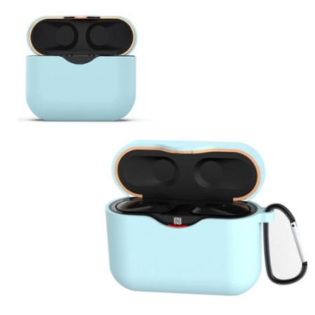 WF 1000xm3형 감성 색감 열쇠고리 소니 이어폰 케이스