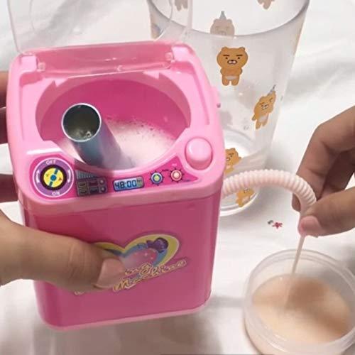 AMZBASICS Makeup Beauty Brush Blender Cleaner Device Simulation Automatic Cleaning Washing Machine M : shoppingUSA - 네이버쇼핑