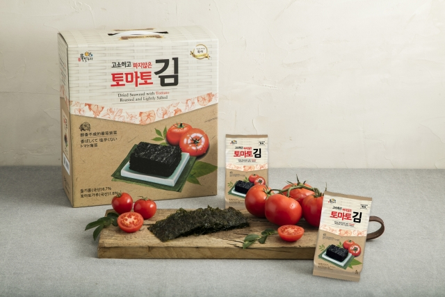 강원화천토마토김 (도시락김24봉)