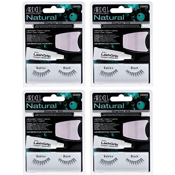 [해외] Ardell False Eyelashes Starter Kit Natural Babies 4 Pack : 바잉셀 - 네이버쇼핑