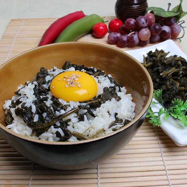 [산채만] 간편식 곤드레밥 비벼요세트 85g 6봉+증정1봉(랜덤)