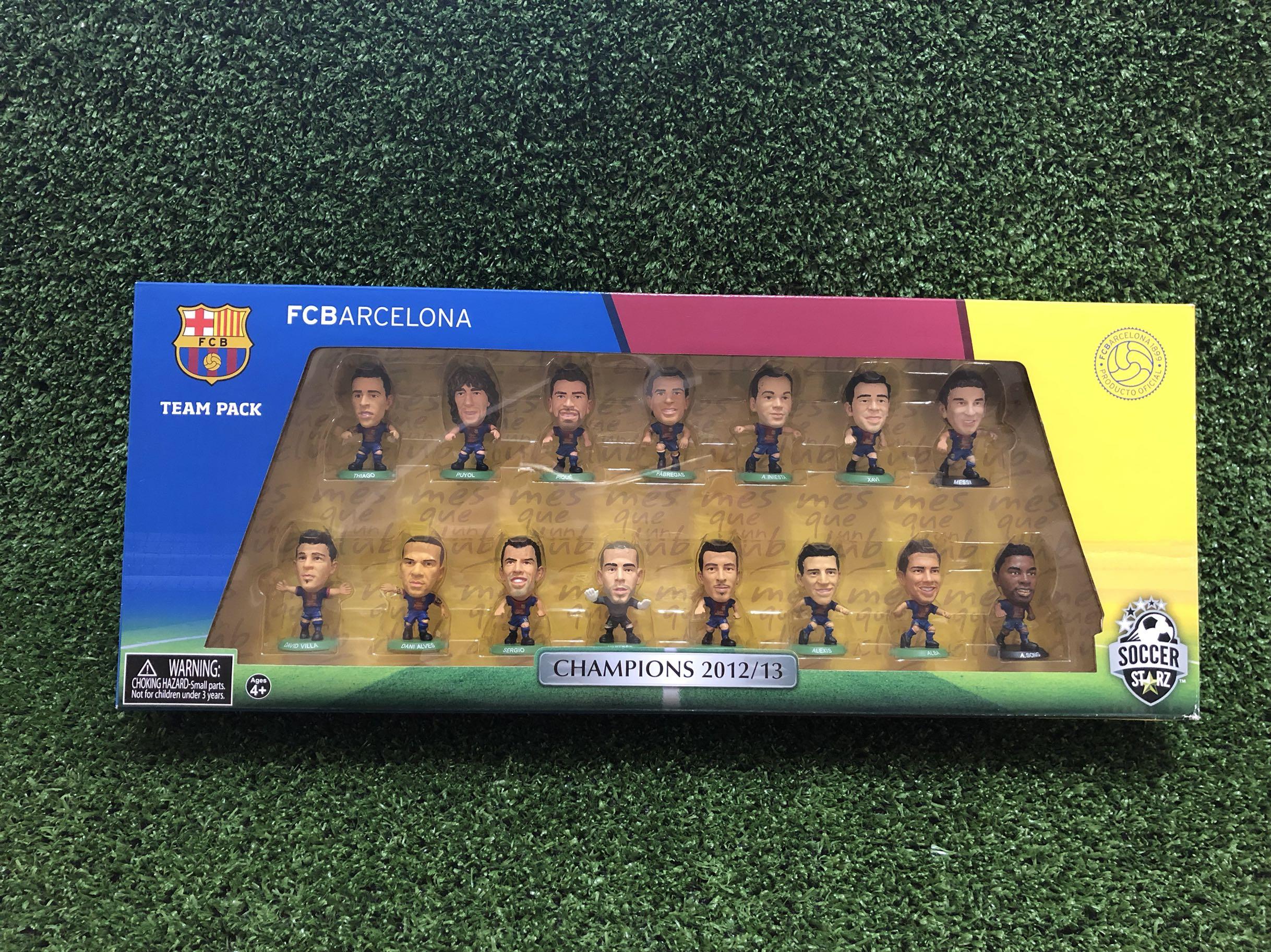 SoccerStarz FC 바르셀로나 축구 피규어 244 : 호줄박