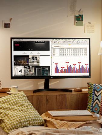 LG 34WL500 울트라와이드 모니터 프리싱크 HDR10 IPS 인강용 사무용모니터