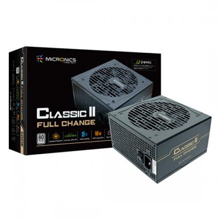 마이크로닉스 ClassicII 풀체인지 500W 80PLUS 파워
