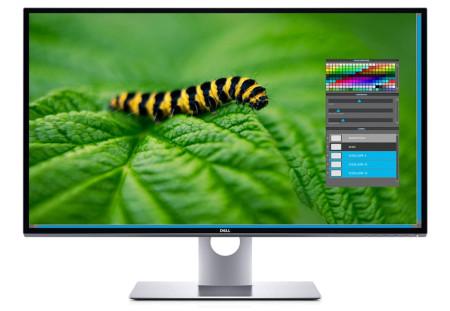 [해외]델 8K 모니터 Dell UP3218K 31.5 IPS Monitor - 추가금 X