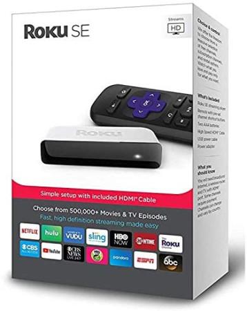 [해외]Roku 3900SE SE- Fast 하이-Definition Streaming. Easy On The 지갑