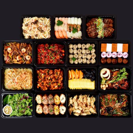 룸서비스 홈파티 15종 인천 케이터링 배달 음식 집들이 잔치 생일 출장 뷔페 6-10인분