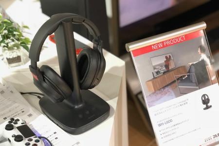 [해외]소니 WH-L600 무선 디지털 서라운드 오버헤드 블루투스 헤드폰 오픈박스