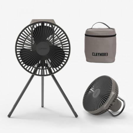 크레모아 v600+플러스 서큘레이터 캠핑 무선 휴대용 충전용 차박 미니 선풍기