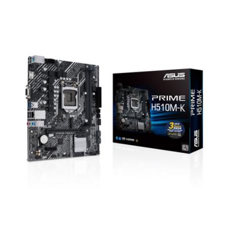 ASUS PRIME H510M-K 인텍앤컴퍼니 메인보드 D